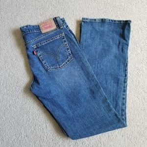 NWOT Levi's Jeans! Superlow Boot Cut!